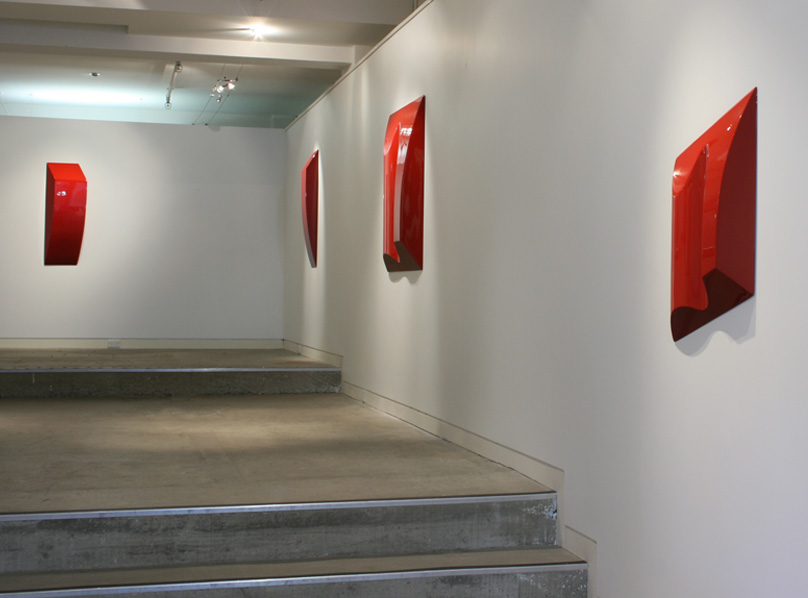 Redshift, PageBlackie Gallery, Wellington