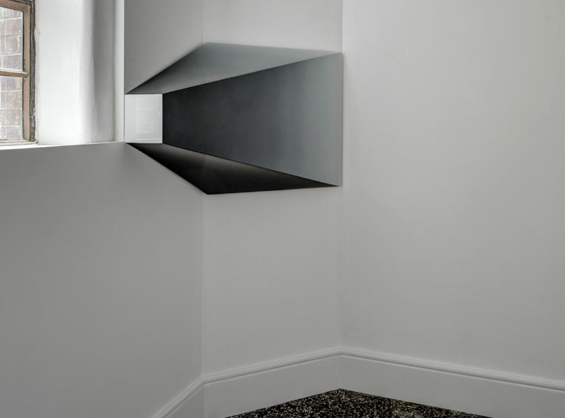 surface detail - grey scale. Photo: Sam Hartnett