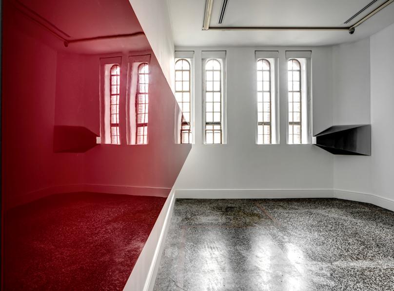 The Gus Fisher Gallery, Auckland, Oct-Dec 2012. Photo: Sam Hartnett