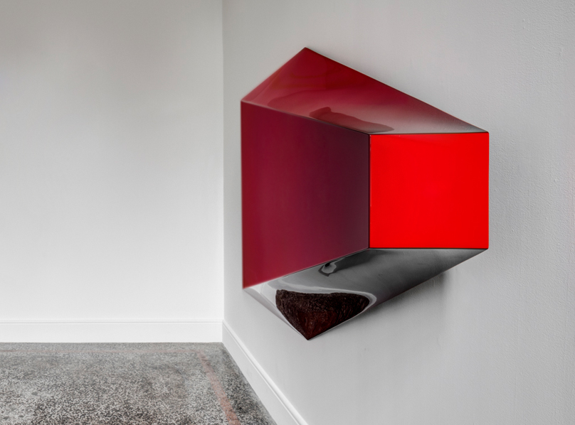 Surface Detail - Gloss Red. Photo: Sam Hartnett