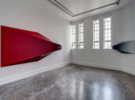 The Gus Fisher Gallery, Auckland, Oct-Dec 2012. Photo: Sam Hartnett