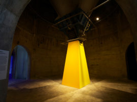 Cone, Rectangle, Polygon, Square: eight artist projects at Silo 6