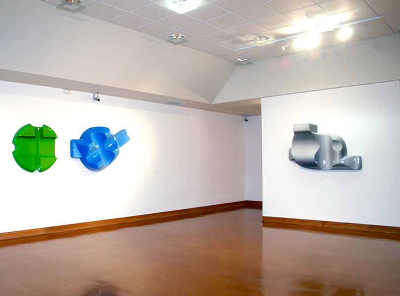 'Working Drawings', Hocken Collections Gallery, 2007
